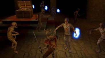 Бета-тест Dungeon Lords