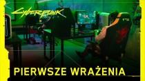 Видео с польской презентации Cyberpunk 2077