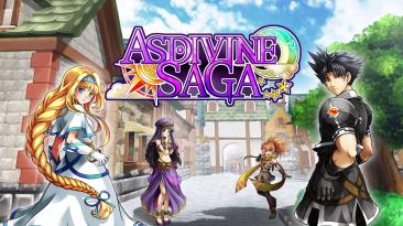 Видео игрового процесса RPG Asdivine Saga