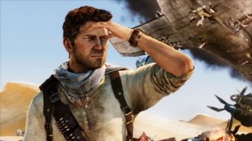 Оригинальная трилогия Uncharted выйдет на PS4