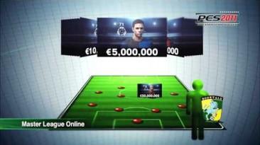PES2011 Gamescom HD Trailer