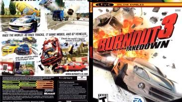 [Игровое эхо] 7 сентября 2004 года - выход Burnout 3: Takedown для PlayStation 2 и Xbox