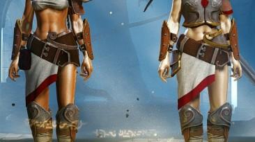 """Divinity: Original Sin """"Sexy Armor Redesigns"""""""