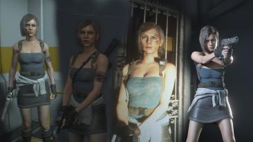 "Resident Evil 3 ""Джилл UC"""