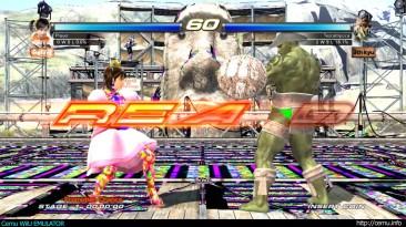 Tekken Tag Tournament 2 - работает на ПК с помощью CEMU