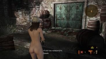 Resident Evil: Revelations 2 - обнаженные Claire и Moira