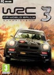 Обложка игры WRC 3