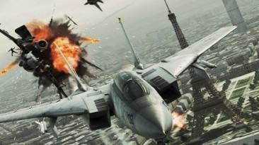 10 новых скриншотов PC-версии Ace Combat: Assault Horizon