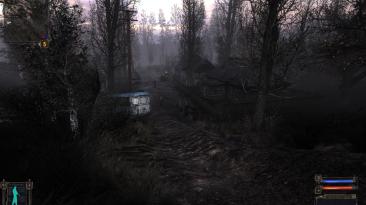 "S.T.A.L.K.E.R.: Shadow of Chernobyl ""Текстуры AA2.1"""