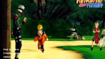 "Half-Life ""Модификация Naruto: Naiteki Kensei R1"""