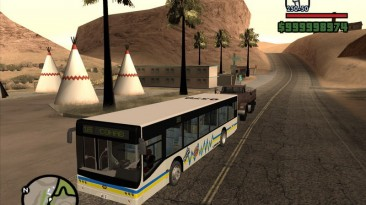 "Grand Theft Auto: San Andreas ""Onibus Cohab"""