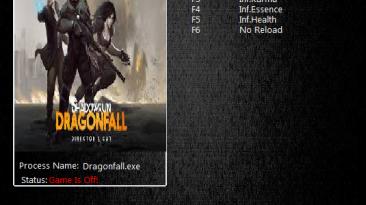 Shadowrun Dragonfall: Трейнер/Trainer (+6) [2.0.9] {MrAntiFun}