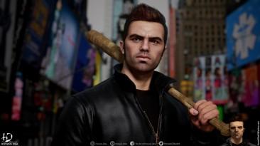 Некстген-версия главного героя Grand Theft Auto 3