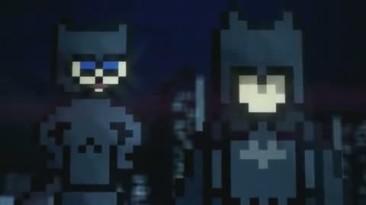 Batman Arkham City 8Bit Trailer