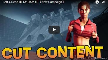 Left 4 Dead - Сюжетная кампания Dam It от