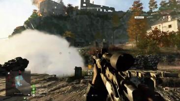 Геймплей нового режима Battlefield V