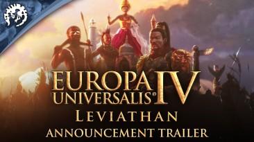 Paradox Interactive анонсировала новое дополнение для Europa Universalis 4