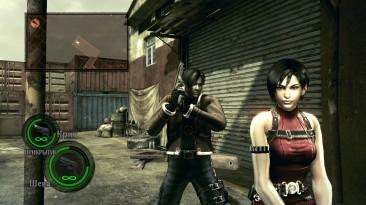 "Resident Evil 5 ""Ada Wong вместо Шевы дискотеки/Ada Wong to Sheva Clubbing"""