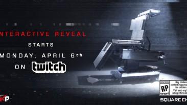 Стартовал интерактивный анонс новой Deus Ex (последнее обновление в 23:52)