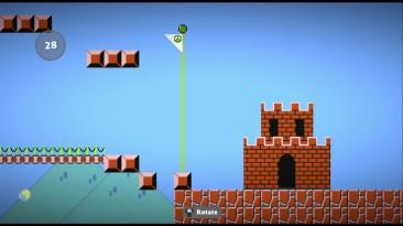 Симулятор Марио в LittleBigPlanet 3
