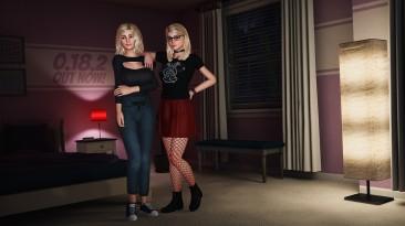 В порноигре House Party изменили облик главных героинь
