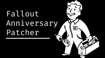 "Fallout 3 ""Fallout Anniversary Patcher - фикс модов"""