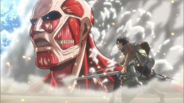 Новое название и трейлер Attack on Titan: Humanity in Chains
