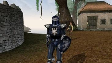 """Morrowind """"Чистая Кинаретская Броня"""""""