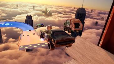 Объявлен план DLC для Hot Wheels Unleashed