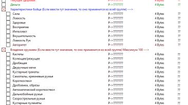 Санитары подземелий 2: Охота за черным квадратом: Таблица для Cheat Engine [UPD: 04.05.2021] {YCsys}