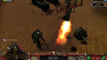 "Warhammer 40,000: Dawn Of War - Dark Crusade ""Карта - Da Ork Stomin Ground"""