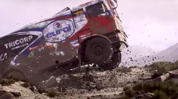 Deep Silver анонсировали Dakar 18 для PS4, Xbox One и PC