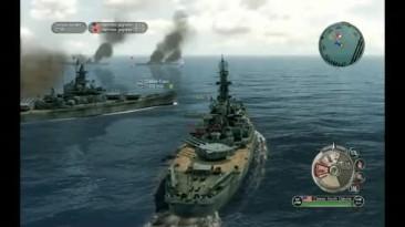 "World of Warships ""Геймплей"" (адм.: на самом деле это Battlestations: Pacific)"