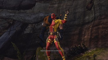 """Deadpool """"GOLD v2"""""""