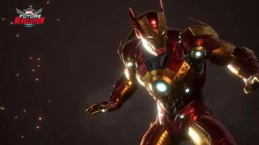 Новый трейлер Marvel Future Revolution, демонстрирующий костюмы Железного человека