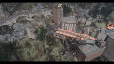 "Fallout 4 ""Атомный мир"""