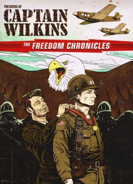 Wolfenstein 2: The Freedom Chronicles - The Amazing Deeds of Captain Wilkins