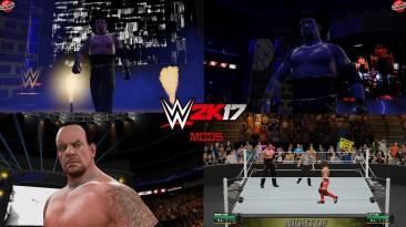 "WWE 2K17 ""Undertaker Raw 16.03.20 WWE 2K19 Port MOD"""
