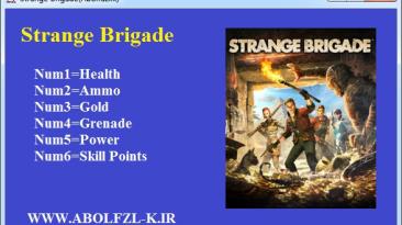 Strange Brigade: Трейнер/Trainer (+6) [v1.47.22.14] {Abolfazl.k}