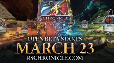 23 марта начнется открытый бета-тест Chronicle: RuneScape Legends