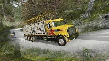 "Euro Truck Simulator 2 ""Карта Jateng v2.0 (v1.39 - 1.40.x)"""