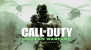 Call of Duty 4: Modern Warfare - Remastered: Трейнер/Trainer (+5) [1.0] {MrAntiFun}