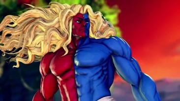 Street Fighter V Champion Edition - Игровой трейлер Gill