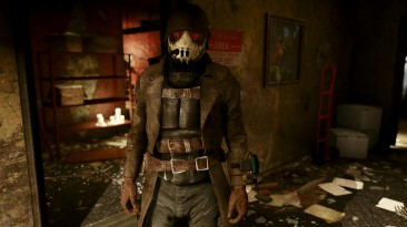 "Fallout 4 ""Plunketts Duster REDUX"""