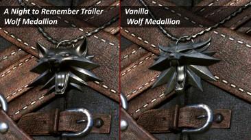 """Witcher 3: Wild Hunt """"Ночь, чтобы вспомнить медальон Волка!"""""""