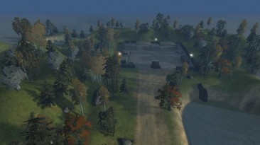 "Battlefield 2 ""Карта - Heli Wars"""