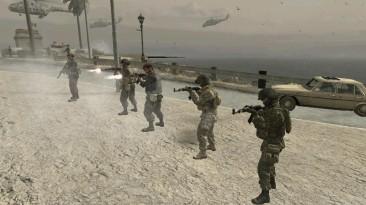 "Call of Duty 4: Modern Warfare ""Наемники - универсальный мод"""