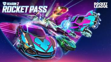 Psyonix показали новый трейлер второго сезона в Rocket League