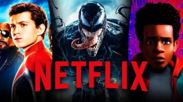 Все фильмы Sony Pictures с 2022 года будут выходить на Netflix после проката в кинотеатрах