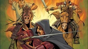 Комикс Dungeon Siege III
